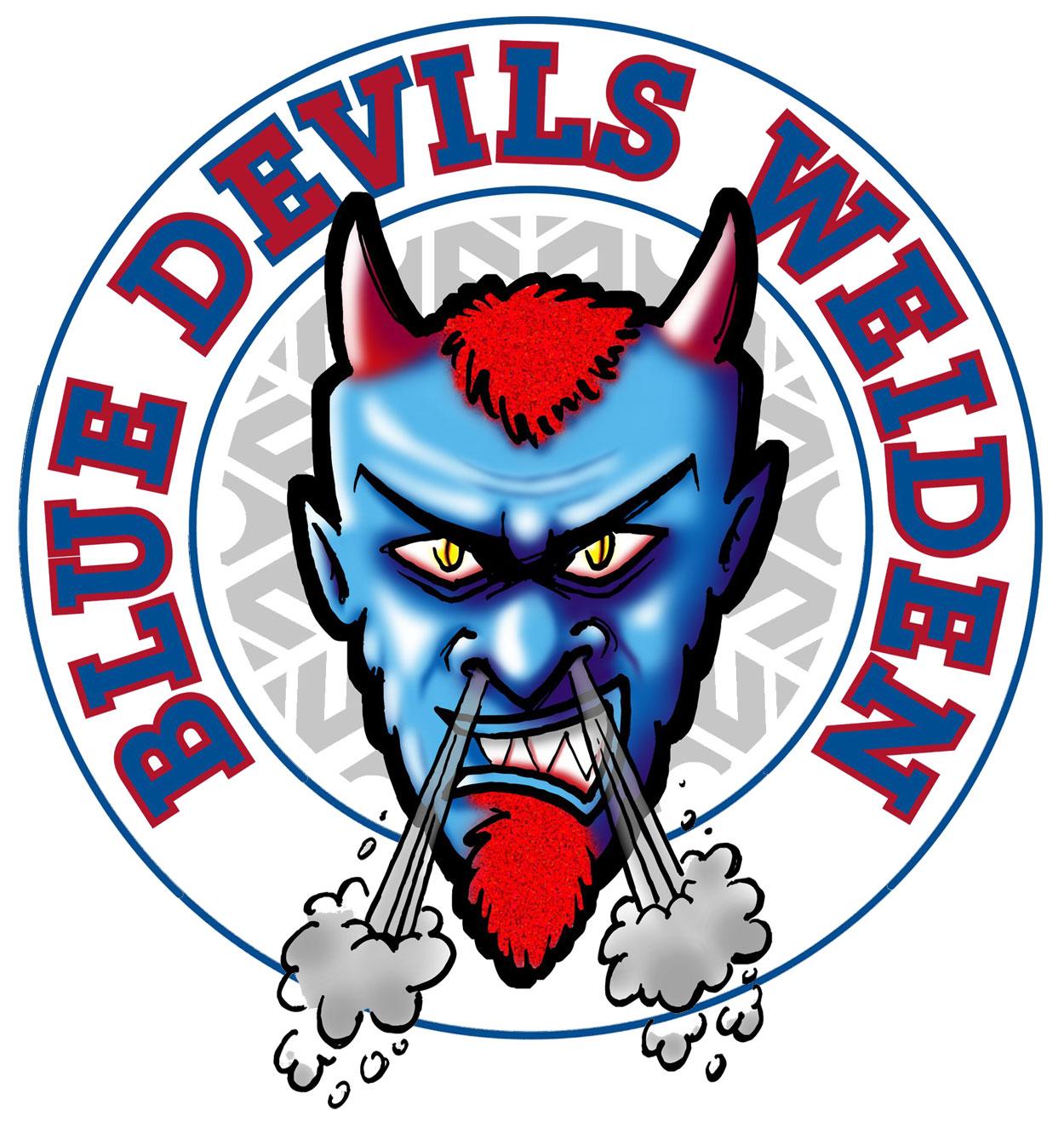Blue Devil Logo Clip Art Blue Devils Logo Download