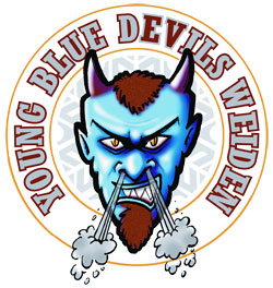 Young Blue Devils Weiden